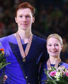 Евгения Тарасова и Владимир Морозов (Фигурное катание)