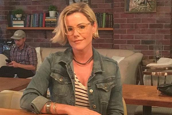 Актриса продолжает сниматься в разнообразных сериалах