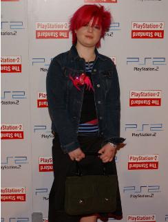 Келли Осборн в 2002 году