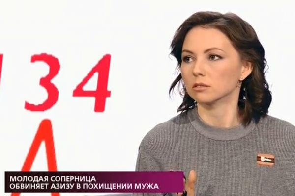 Юлия обвиняет Азизу в похищении ребенка