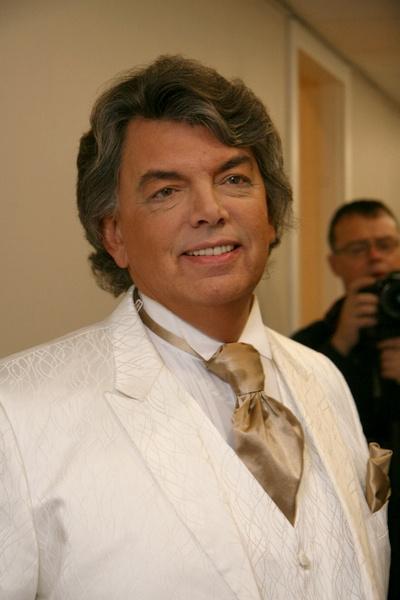 Сергей Захаров на юбилее БКЗ «Октябрьский» в 2012 году