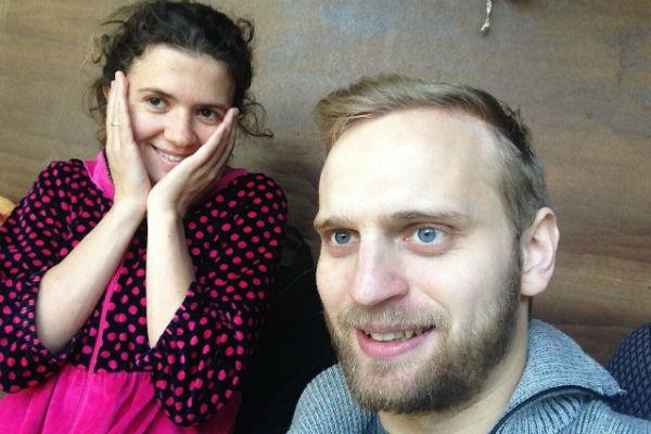 Недавно Вальтер и Галина стали родителями в третий раз