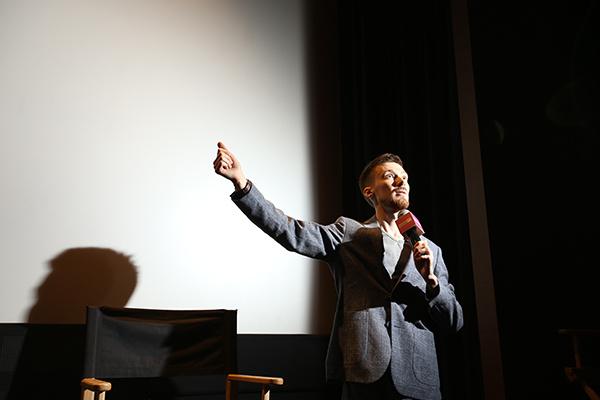Александр Щеряков — основатель и генеральный продюсер Фестиваля уличного кино