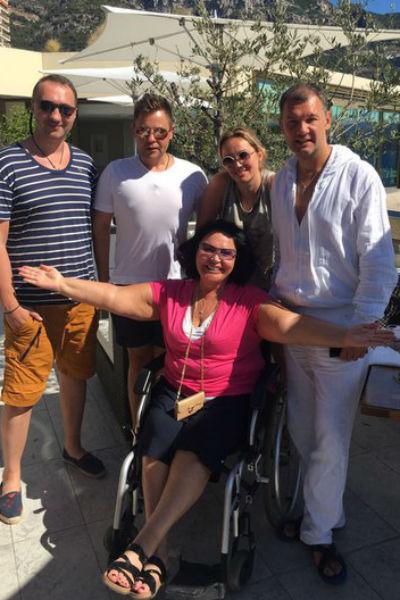 Надежда Георгиевна поспешила заверить поклонников, что с ее здоровьем все в порядке