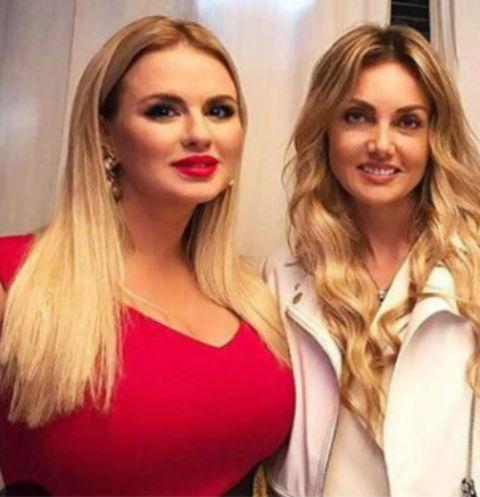 Анна Семенович и Анна Тимохина