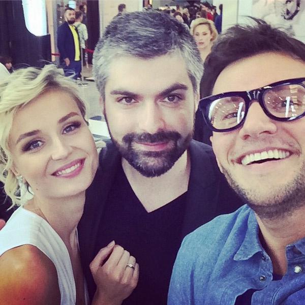 В день свадьбы Дмитрий пригласил жену на свою выставку