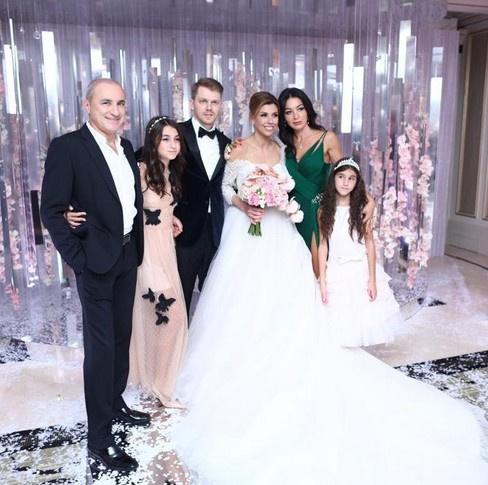 Дочь Михаила Турецкого Наталья вышла замуж