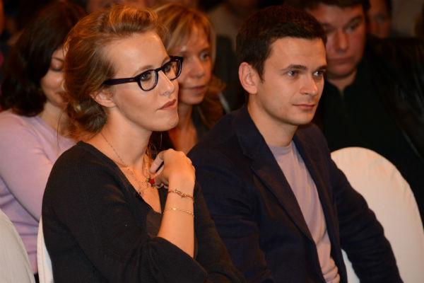 Ксения не комментировала роман с Ильей Яшиным