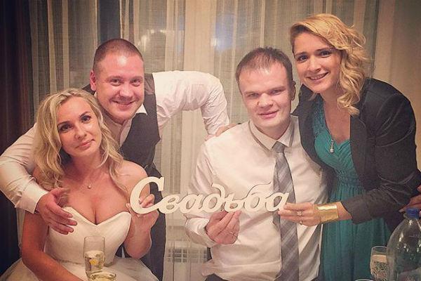 Ольга Солнце осталась в восторге от свадьбы подруги
