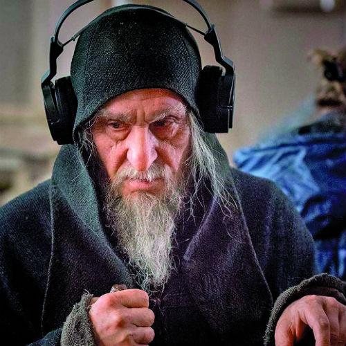 На роль Ивана Грозного продюсеры сразу утвердили Сергея Маковецкого