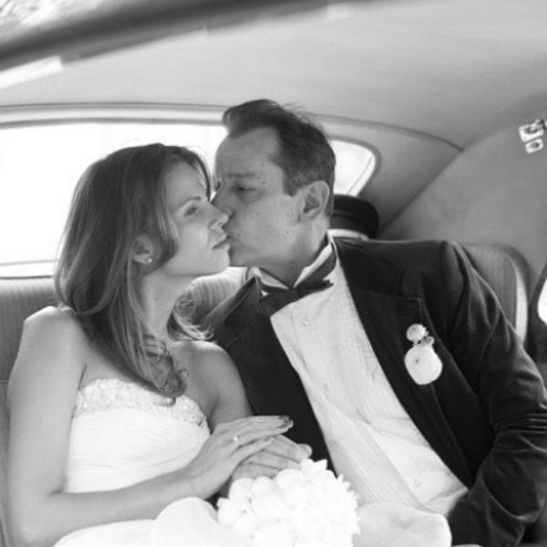 Ольга и Вадим поженились в 2014-м году