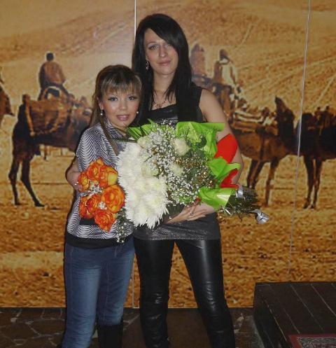 Илона Новоселова и Алсу Газимзянова дружили много лет