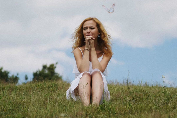 В фильме «Бабочка» Елена исполнила роль женщины, оказавшейся перед сложным выбором