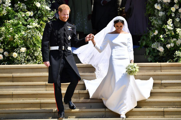 Гарри и Меган – народные любимцы. Вся страна праздновала свадьбу вместе с молодоженами