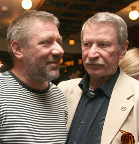 Андрей и Иван Краско
