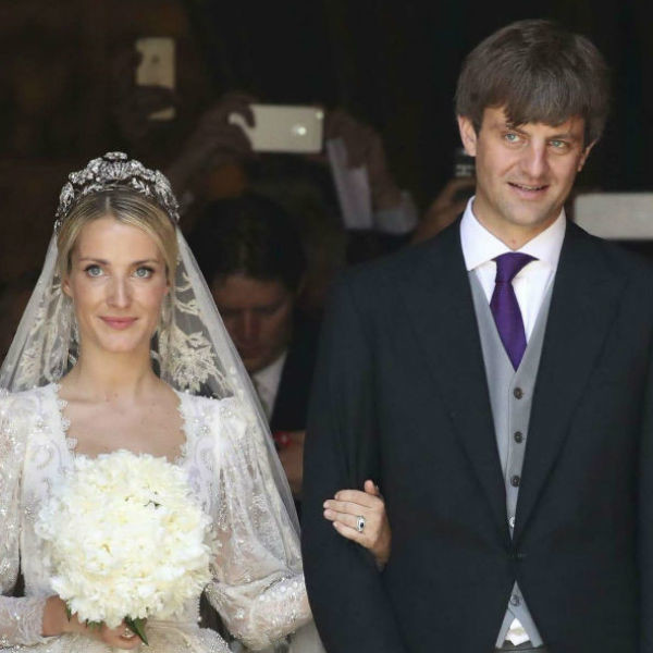 После свадьбы Екатерина официально получила титул принцессы Ганноверской
