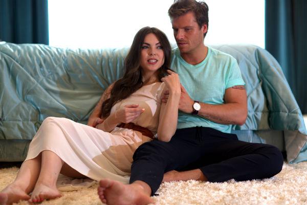 Светлана и ее возлюбленный Антон недавно стали жить вместе