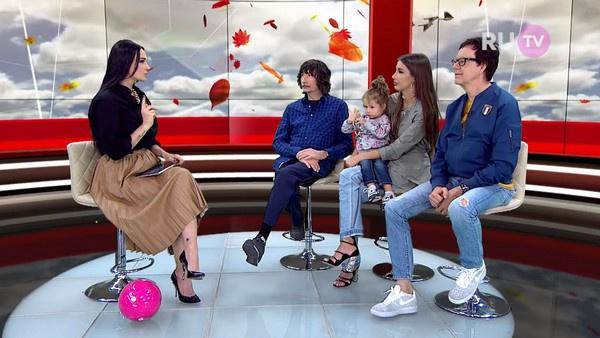 Группа A'Studio дала интервью Алене Водонаевой