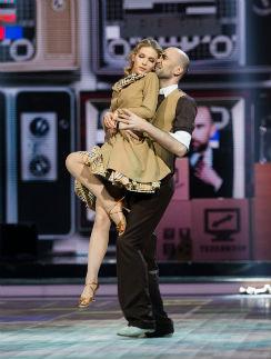 Светлана Иванова и Евгений Папунаишвили