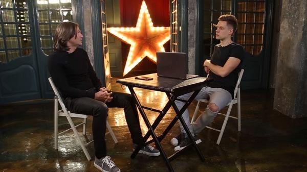 Дмитрий Маликов дает интервью Юрию Дудю