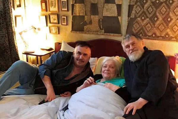 Станислав Садальский в гостях у Карины Филипповой и Бориса Диодорова
