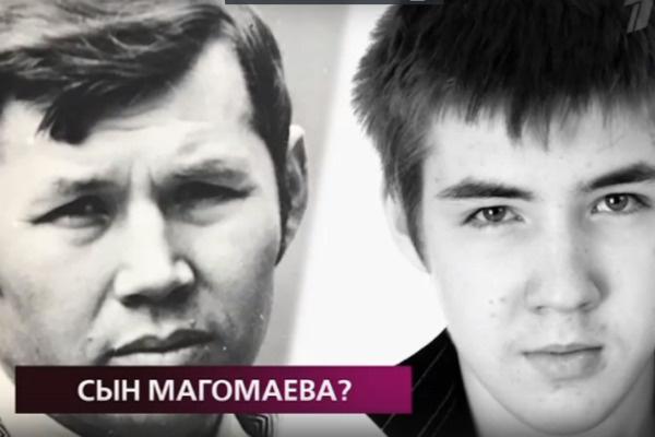 Андрей с отцом Владимиром Катковым