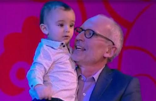 Александр Гордон с сыном Сашей