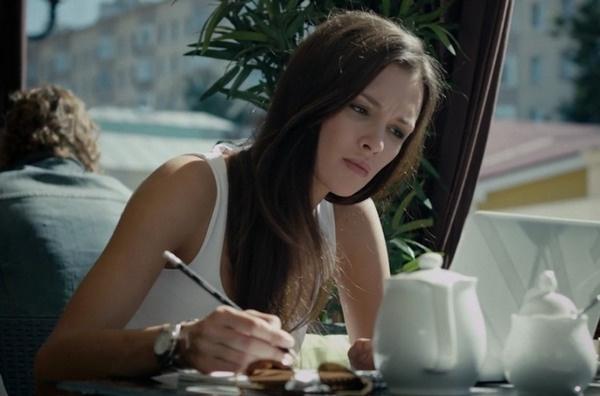 В сериале «Метод» Паулина сыграла главную роль