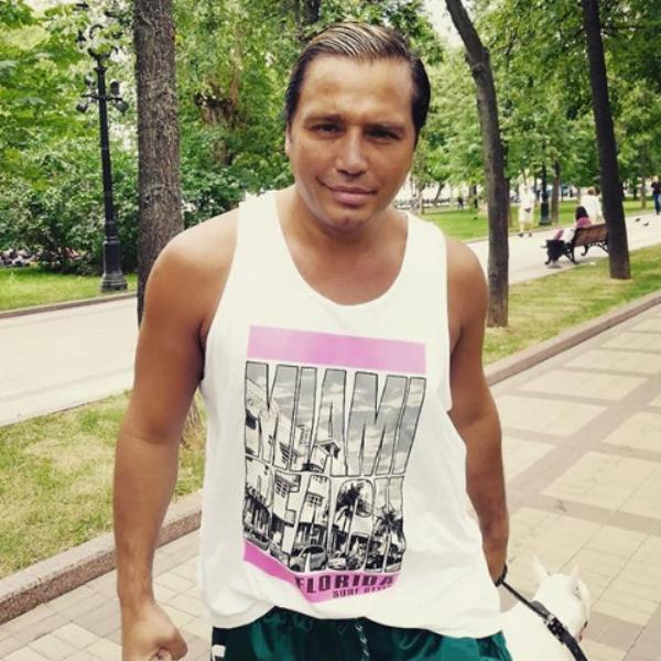 Рустам Солнцев готов помочь Тарасову