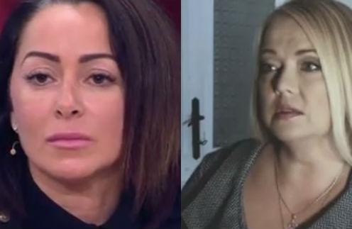 Инга Мишустина и Юлия Живейнова-Феррара