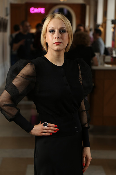 Актриса Лариса Баранова