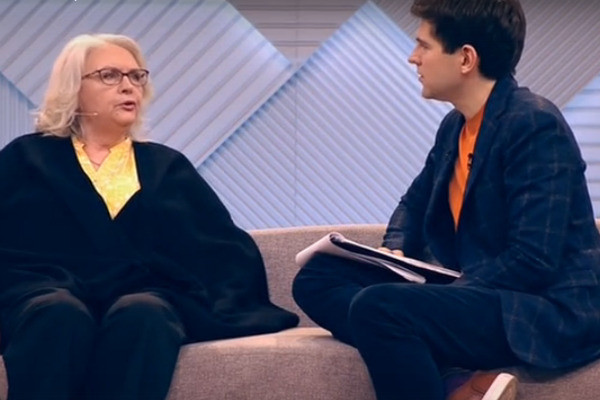 Татьяна Сергеевна возмущена заявлениями Виталины