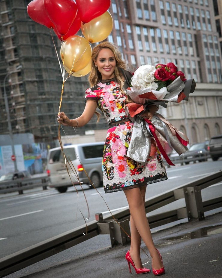 Анна Калашникова отказалась от мужчин