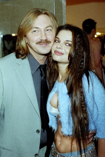 Игорь Николаев и Наташа Королева