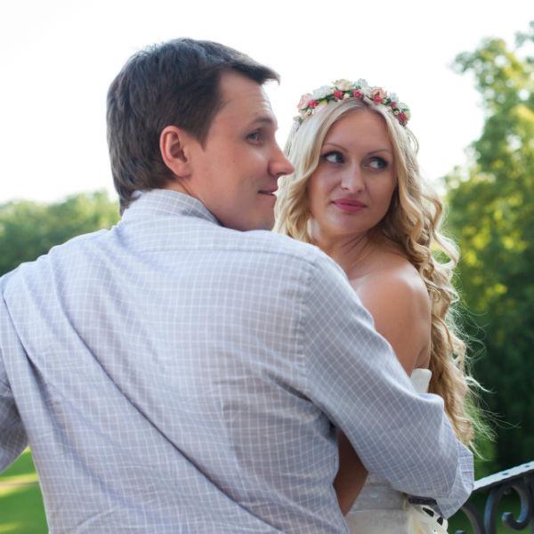 Вячеслав и Надежда вместе уже 15 лет