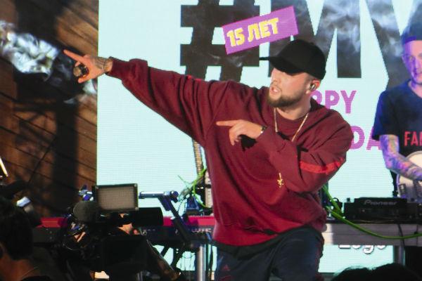 Егор Крид обучил коллег тонкостям хип-хопа