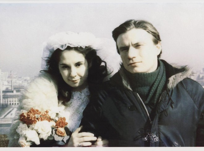 Владимир Потанин с экс-супругой Натальей