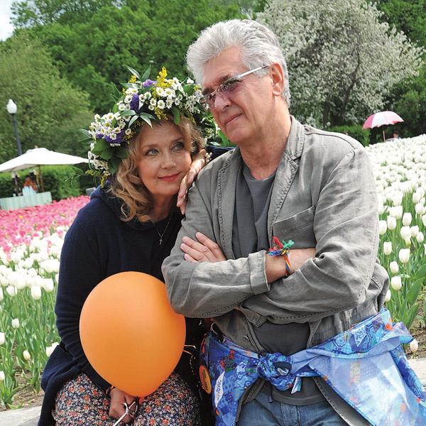 Больше 20 лет Ирина замужем за Сергеем Мартыновым