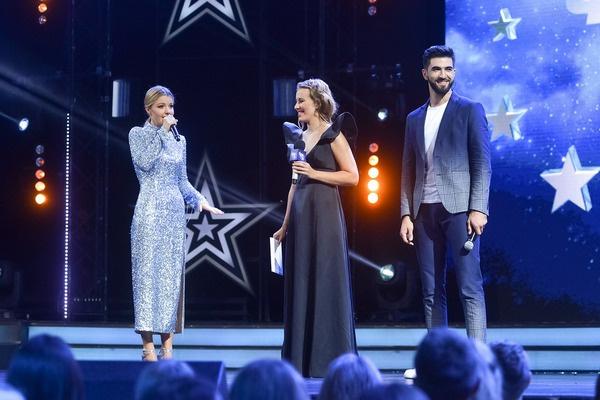 Юлианна Караулова, Ксения Собчак и Эльман Зейналов