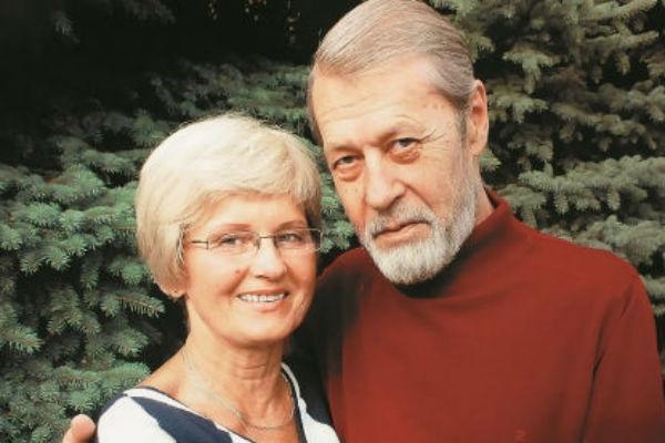 Пара прожила вместе 35 лет