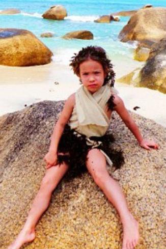 Маленький абориген-Жуков