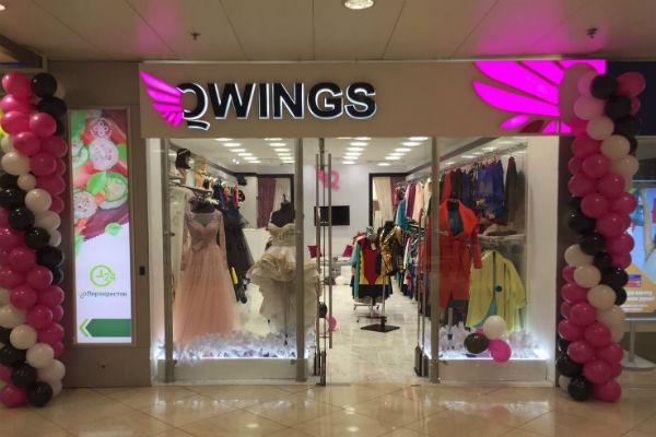 Девушка также надеется, что ее магазины будут располагаться во всех популярных торговых центрах