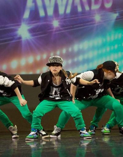 Команда Dance Family Infiniti, город Орел