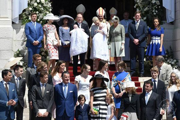 Гости княжеской семьи