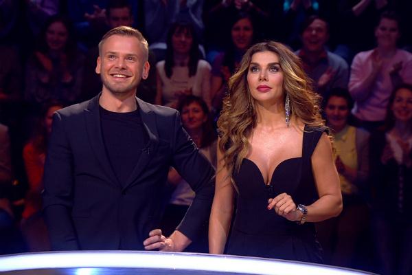 Анна Седокова и Даниил Величко