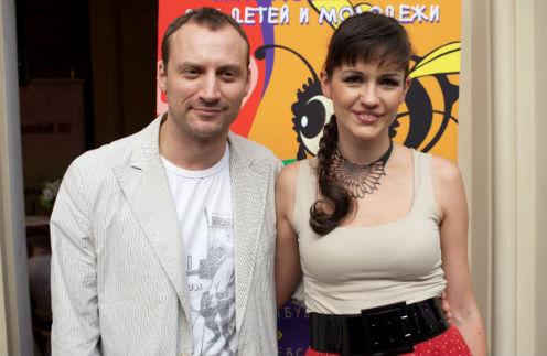 Анатолий Белый и Инесса Москвичева