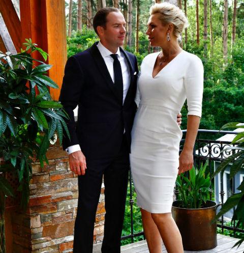 Сергей и Наталья скрывали предстоящую свадьбу