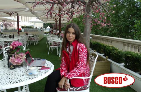 Обозреватель «СтарХита» Ольга Родина в The BOSCO Club
