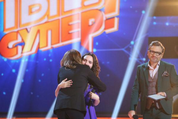 Наталья Вострикова исполнила песню «Нарисовать мечту»