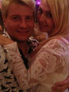 Николай Басков и Яна Рудковская